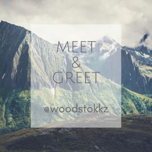 Meet and Greet Text with Image from woodstokkz