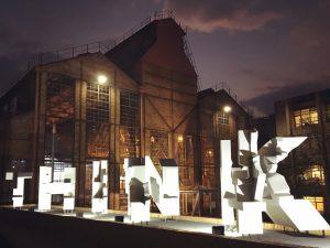 building of turbine art fair in johanneburg