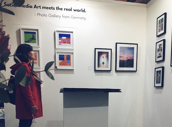 Social media art meets the real world at the TAF Johannesburg