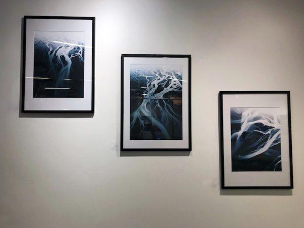 three framed photos by lorenz weisse