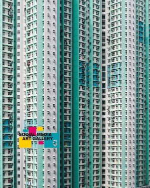 hong kong photo by konrad langer at social media art gallery